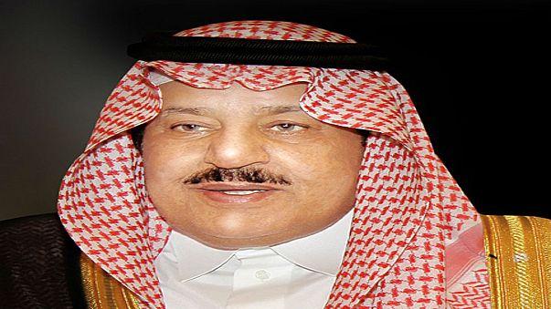 مجسم  لبطاقة هوية الأمير نايف بن عبد العزيز يتوسط أحد معارض مهرجان الجنادرية