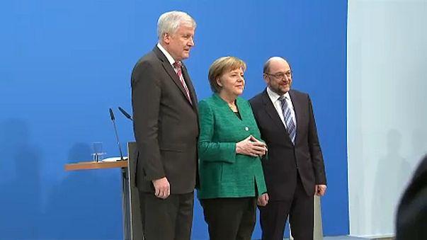 Német nagykoalíció: a média kritikus