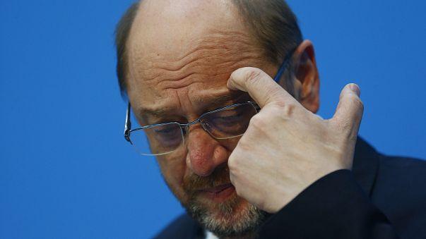 Allemagne : Martin Schulz hors-jeu