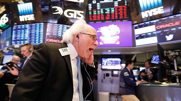 Волатильность на финансовых рынках