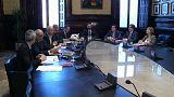 Sin plazos para la investidura en Cataluña