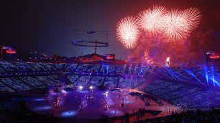 Começaram os Jogos Olímpicos de Inverno