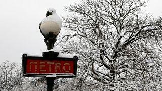 """Ausnahmewinter? Kanada lacht über """"Schnee-Chaos"""" in Frankreich"""