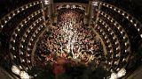 Prominenz und Femen-Protest - Das war der Opernball  2018