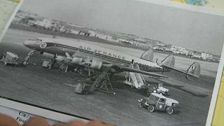 Fethiye'de düşen Air France uçağı 65 yıl sonra ilk kez görüntülendi