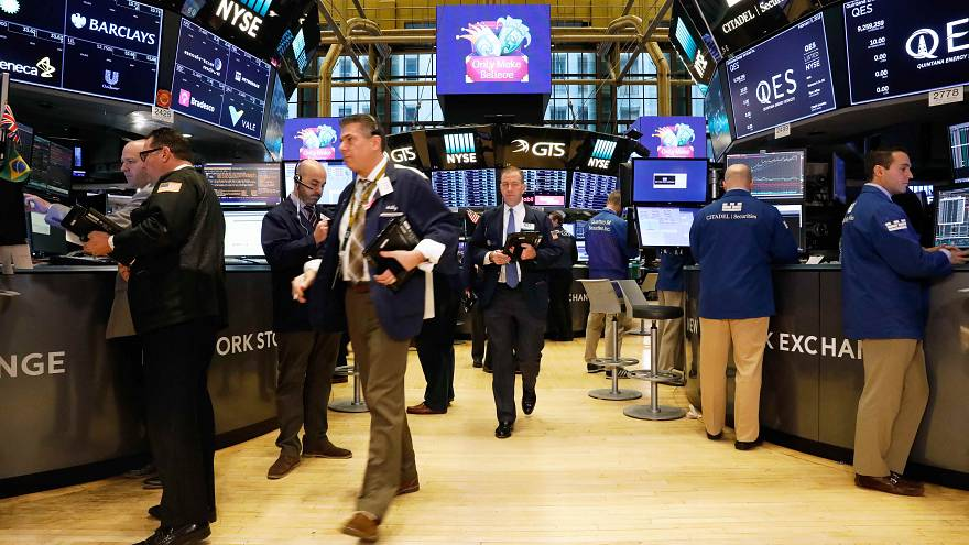 Wall Street continue dans le rouge