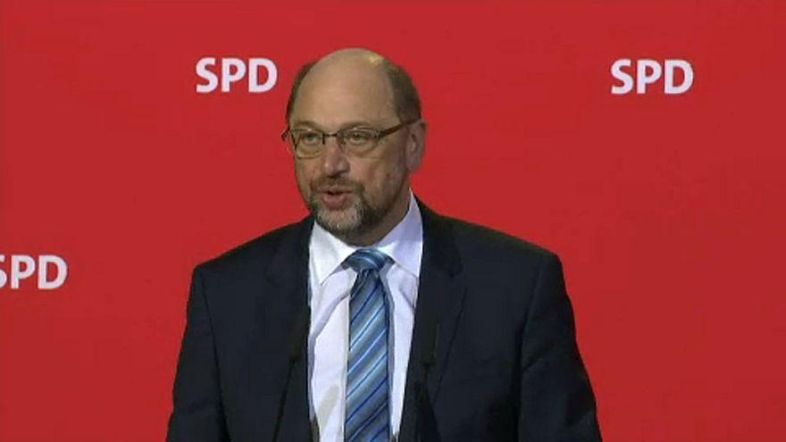 Schulz mégsem lesz külügyminiszter