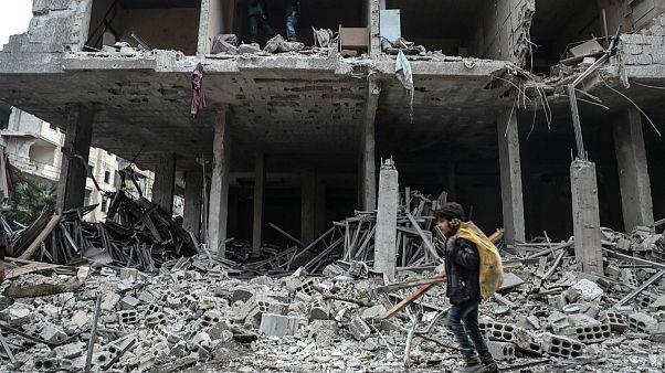 Új szintre léptek a harcok Szíriában