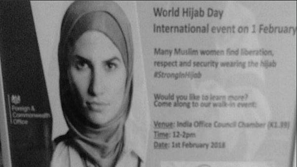 انتقادات لاذعة لوزارة الخارجية البريطانية لدعوة موظيفيها لارتداء الحجاب في يومه العالمي