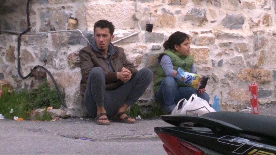 ONU alerta para agressões sexuais em campos de refugiados na Grécia