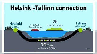 فنلاند و استونی برای طولانیترین تونل زیردریا چقدر هزینه میکنند؟