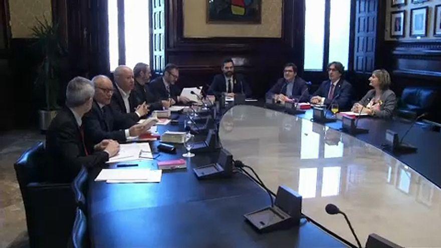 Új választásokra lehet szükség Katalóniában