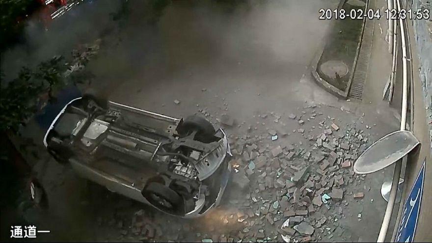 وقتی سیم یو اس بی باعث سقوط خودرو میشود