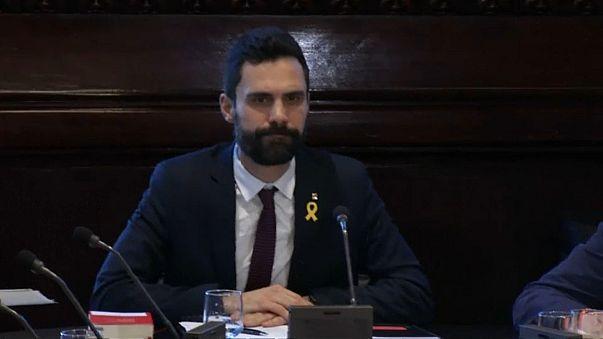 Novas eleições não estão em cima da mesa na Catalunha