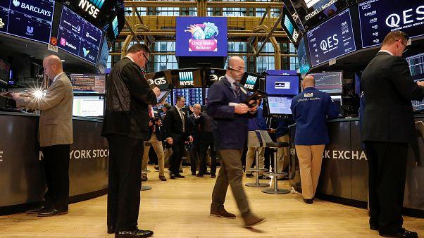 Με μικρή άνοδο έκλεισε η εβδομάδα στη Wall Street