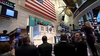 Dow Jones: Mieseste Woche seit 2016