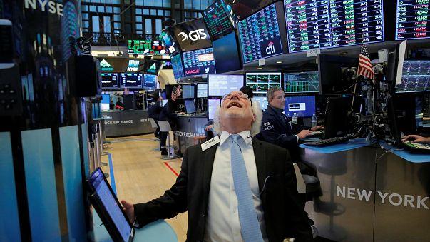 Wall Street termine la semaine sur une hausse