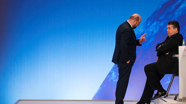Allemagne : Martin Schulz se prend les pieds dans le tapis
