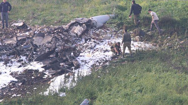 Iran denies involvement in downed Israeli fighter jet