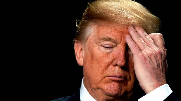 Trump'tan Demokratların 'iç yazışma' belgesine yayın yasağı