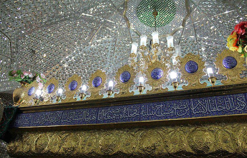 گنبد علی اکبر