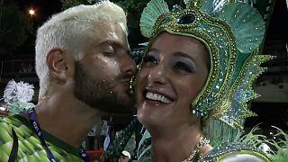 Derroche de emociones en Río de Janeiro