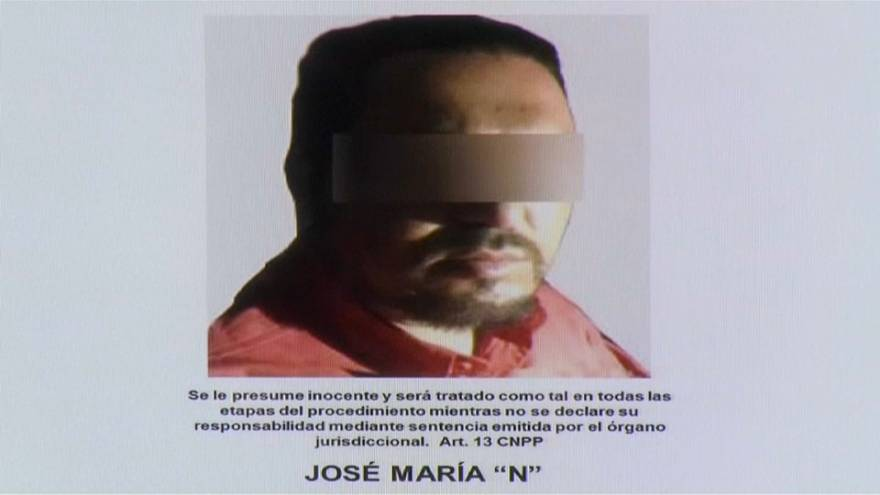"""José Maria Guizar Valencia, alias """"Z43"""""""