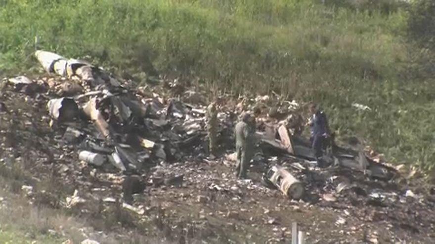 Rálőttek egy izraeli harci repülőre Szíriában