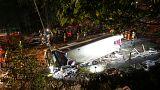 Hongkong: 18 Tote und Dutzende Verletzte bei Schnellbus-Unfall