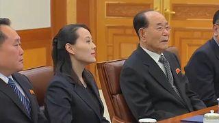 Kim Dzsongun húga Szöulban
