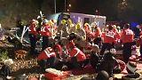 Al menos 18 muertos en un accidente de autobús en Hong Kong