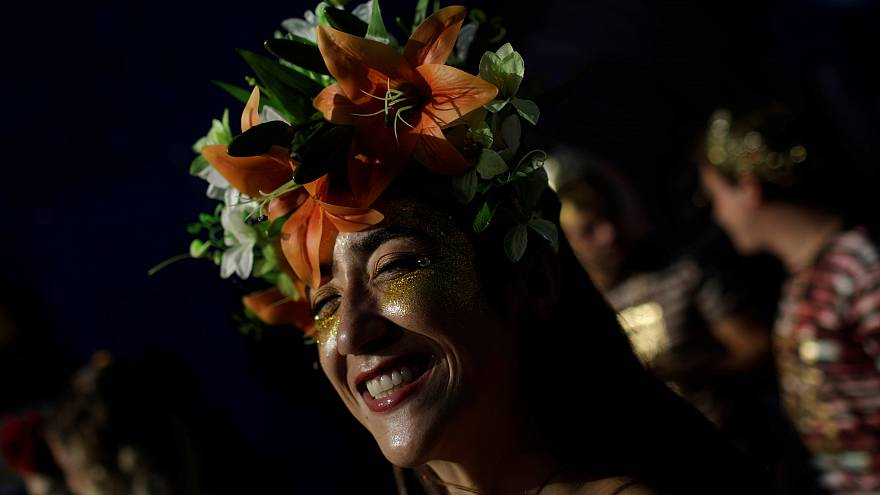 Il Carnevale di Rio de Janeiro