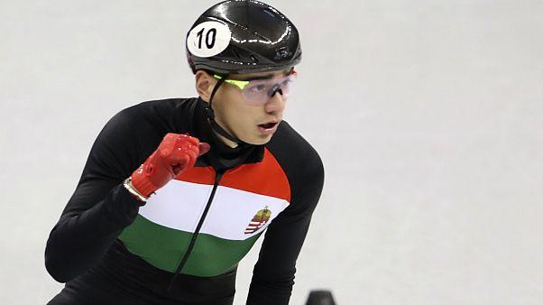 Liu Shaolin Sándor ötödik, pontszerző helyen végzett a téli olimpián