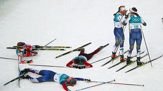 Первые награды на Олимпиаде