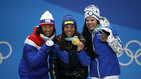 PyeongChang Olimpiyatları'nda ilk altın madalya İsveç'in