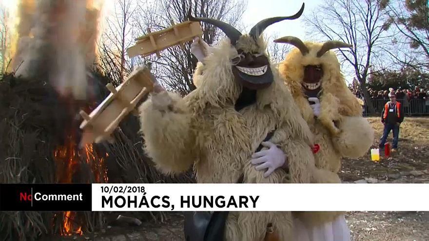 Венгрия: древний праздник Бушояраш
