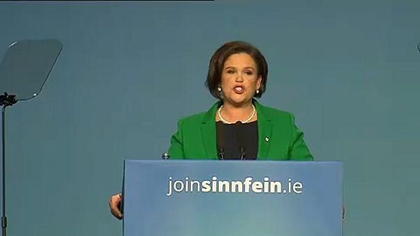 "Mary McDonald, o rosto da ""nova era"" do Sinn Féin"