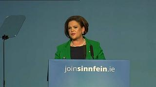 Sinn Fein'in yeni lideri Mary Lou McDonald