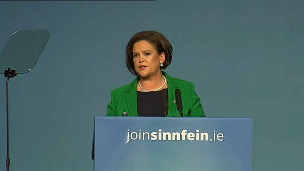 Sinn Fein'in yeni lideri Mary Lou McDonald