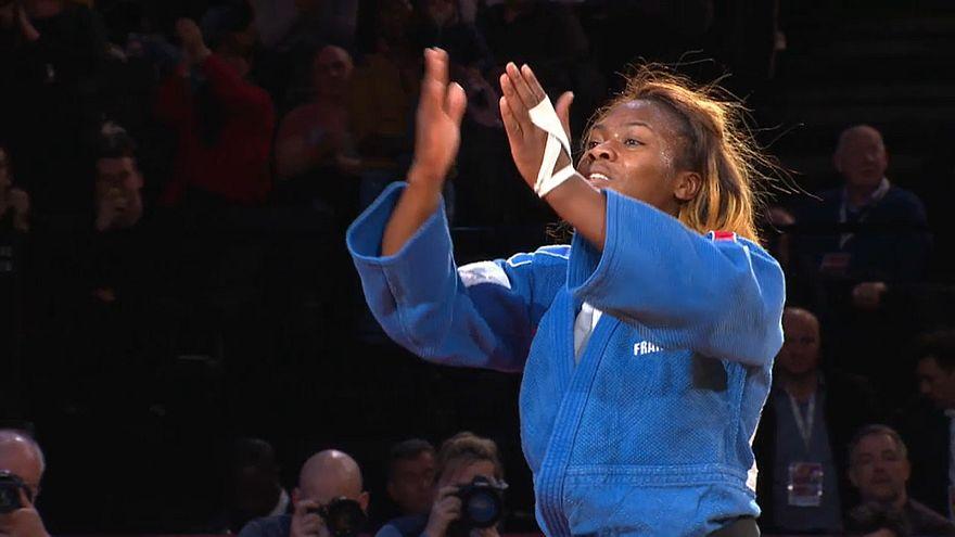 Judo Grand Slam: Agbegnenou begeistert die Massen