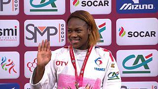 Paris Grand Slam : la jeunesse triomphante du judo au rendez-vous