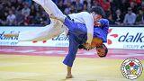 Paris Judo Grand Slam Turnuvası başladı