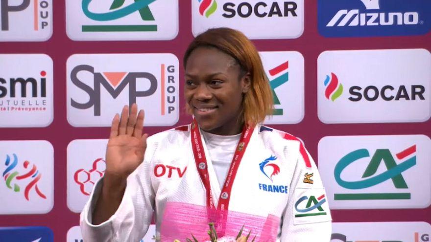 Os melhores judocas afirmam-se no Grand Slam de Paris
