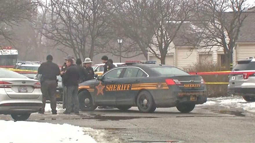 Due poliziotti uccisi in sparatoria a Columbus, USA