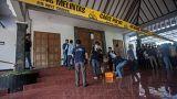 هجوم بسكين على أربعة أشخاص أثناء توجههم لكنيسة بإندونيسيا