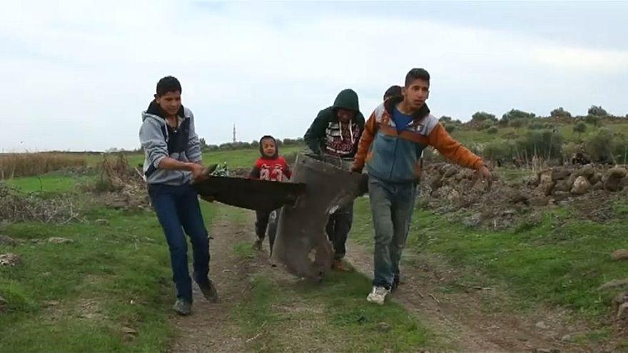 Инцидент на сирийской границе