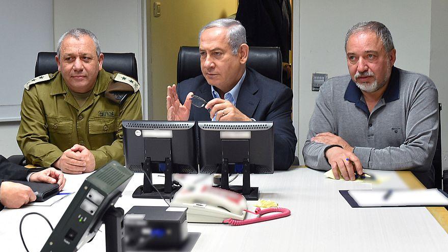 "Benjamin Netanyahu ""pronto para o que der e vier"""