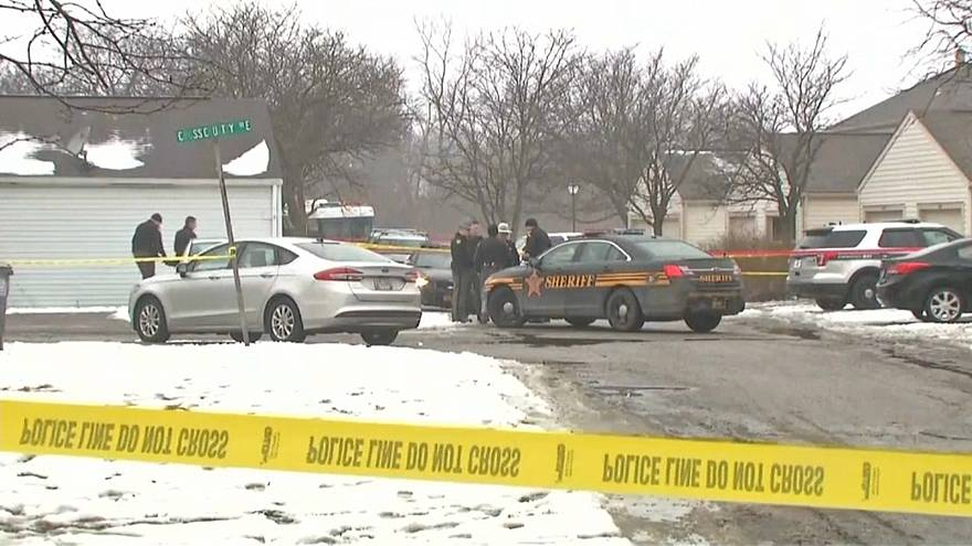 Two police officers killed in Ohio shootout