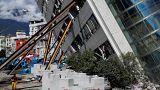 Ταϊβάν: Αυξάνεται ο αριθμός των θυμάτων από το σεισμό