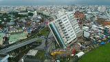Taiwan quake death toll rises to 17